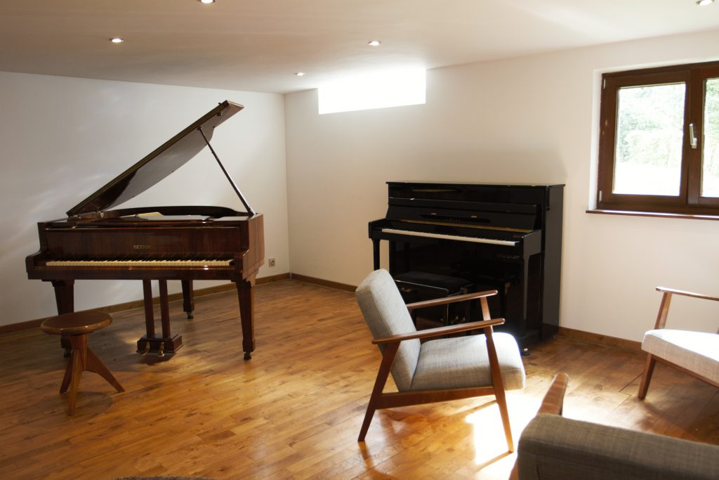 Pianoles Leuven, muziekschool, academie piano, pianoatelier, Pianist Hannes Adriaens